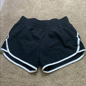 Champion Black Running Shorts